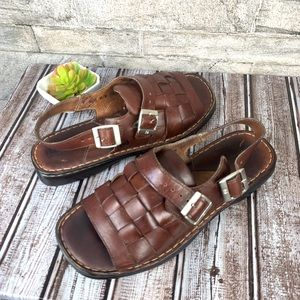 Born fisherman sandals size 9 or 40.5 style #B6153